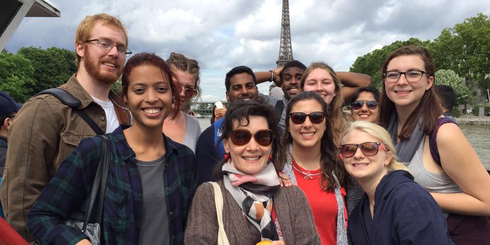 French Language in Paris