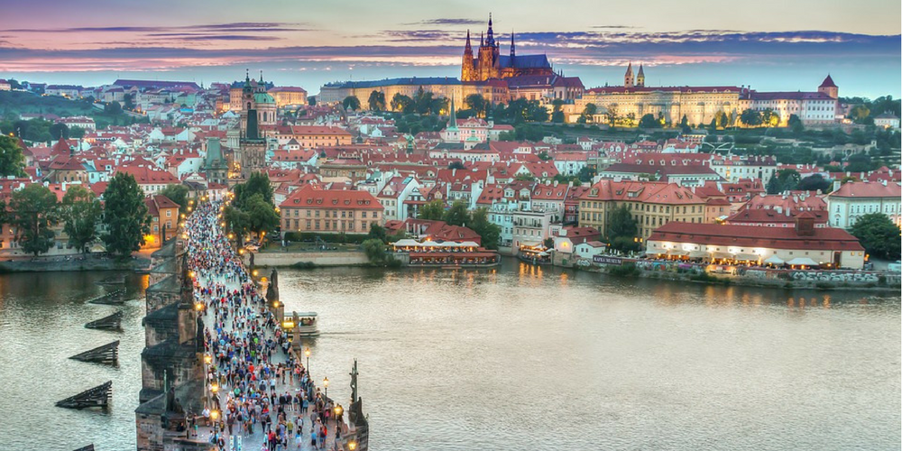 Internships in Prague