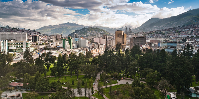 Spanish Language in Quito
