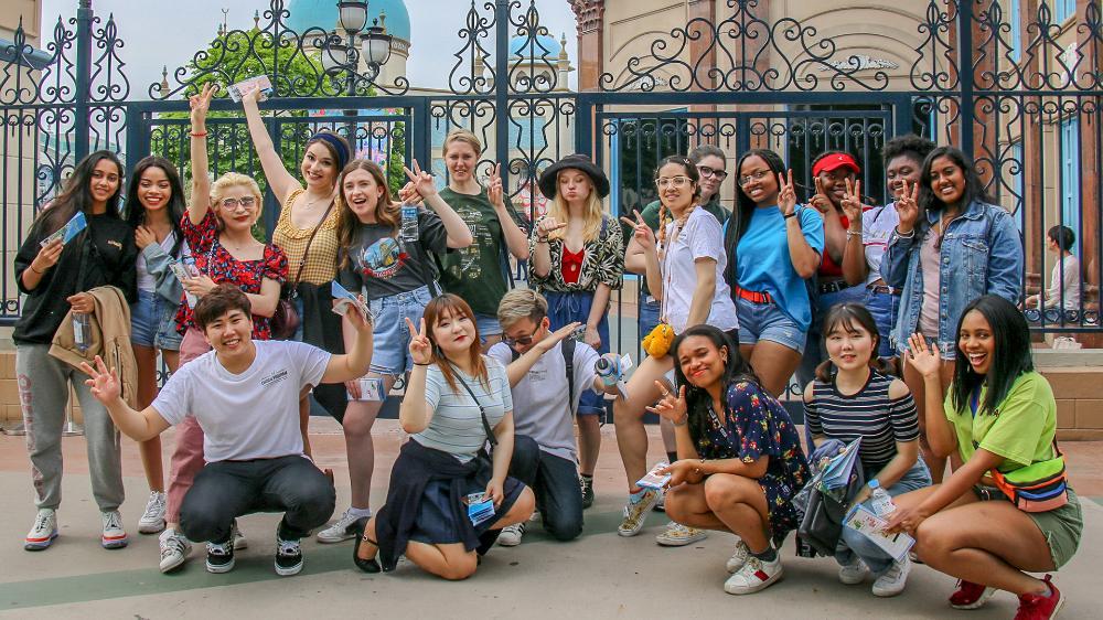 Mason Korea Group Photo